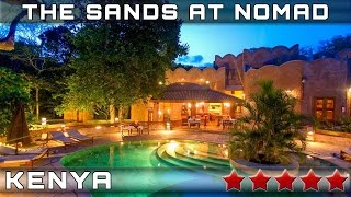 HOTEL THE SANDS AT NOMAD 5⭐ (Diani Beach, Kenya)