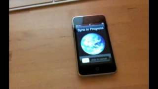 Wi-Fi Sync: Wirelessly sync your iPhone with iTunes