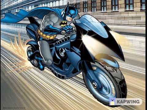 Youtube Video for Batman Super 3D Puzzle - Amazing!