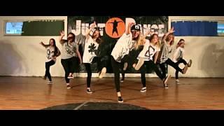 Хип-Хоп - летний танцевальный лагерь JDC от ДэнсМастерс 2014