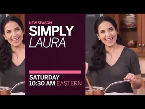 Simply Laura is BACK on Cooking Channel!