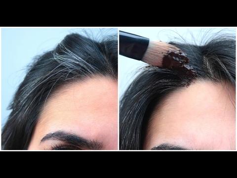 Come coprire i capelli bianchi in modo naturale