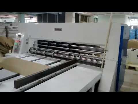 Chain Feed Rotary Slotting Machine