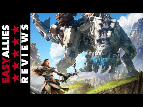 Horizon Zero Dawn - Easy Allies Review - YouTube video thumbnail