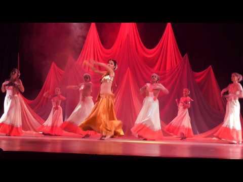 Leena Goel-Amrapali-Russia-Bollywood party mix (видео)