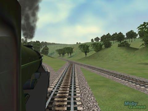 Microsoft Train Simulator - Flying scotsman