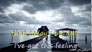 America - Today's the day - karaoke