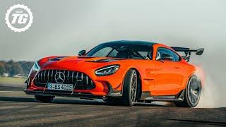 [Top Gear] 720bhp AMG GT Black Series
