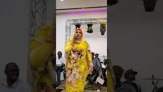 اغاني حصرية ندي القلعه _اسلم لي عوض | حفل صالة الاحلام 2019 | Nada Algalaa تحميل MP3
