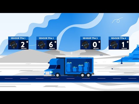 A video showing how Temperature Monitoring works.