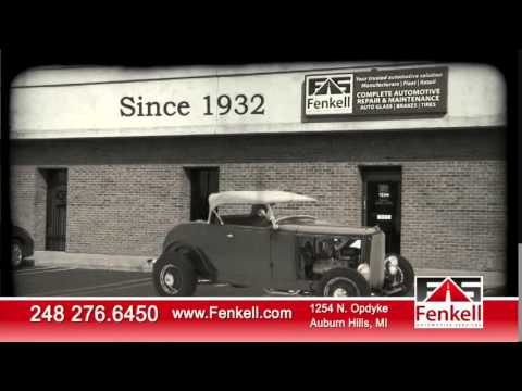 Fenkell Automotive Services video