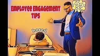 Engaged vs. Disengaged Employees (Simple Strategies for Engaging your Small Business Workforce)