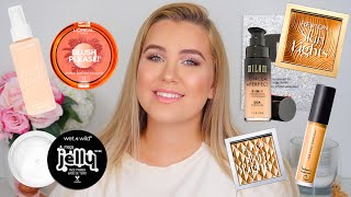 FULL FACE OF AMAZING DRUGSTORE MAKEUP | Paige Koren