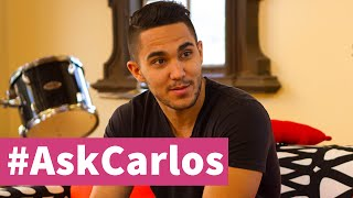 Carlos PenaVega Answers Your Twitter Questions