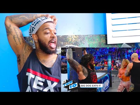WWE Top 10 Friday Night SmackDown moments: Dec. 6, 2019 | Reaction