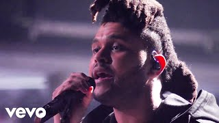 The Weeknd   The Hills   Live At The BRIT Awards 2016
