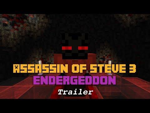 Assassin Of Steve Endergeddon Adventure Map Minecraft - Minecraft map 1 11 2 player