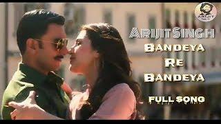 Arijit Singh | Bandeya Re Bandeya | Simmba Movie | Full Song | 2018