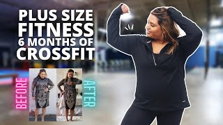 PLUS SIZE FITNESS TIPS - CROSSFIT FOR BEGINNERS