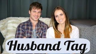 Husband Tag With CW 90210s Matt Lanter - Angela Lanter