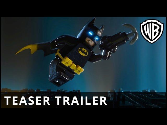 Batman La LEGO Película - Tráiler Teaser Castellano HD