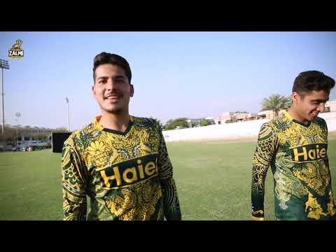 Peshawar Zalmi | Heritage Edition Training Kit | PSL 6
