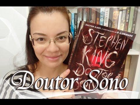 Livro - Doutor Sono (Stephen King)