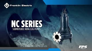 Submersible Non-Clog Pumps - Highlight Video