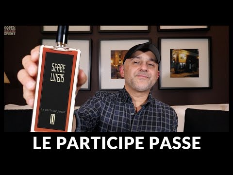 Serge Lutens Le Participe Passe Fragrance Review + Full Bottle USA Giveaway