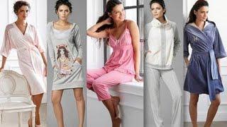Домашняя одежда – это очень важно для женщины