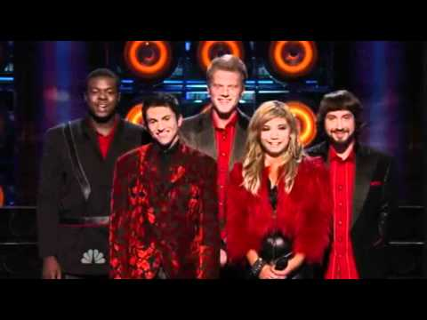 """7th Performance Together - Pentatonix - """"Born To Be Wild"""" By Steppenwolf - Sing Off - Series 3"""