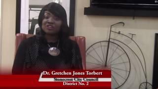 Stonecrest City Council Candidate District No#2