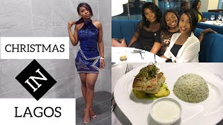 Christmas 2018 in Lagos, Nigeria| It's a lit vlog