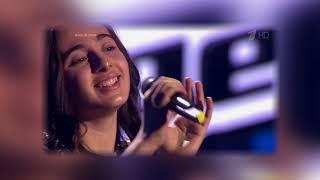 Виктория Антонян «My Funny Valentine» - Слепые прослушивания - Голос Дети 5
