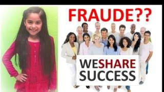 We Share Success en Español / FRAUDE??