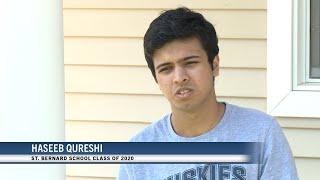Class of 2020: Haseeb Qureshi (St. Bernard)