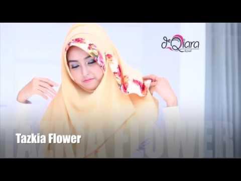 Video TUTORIAL TAZKIA PAD FLOWER