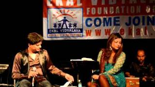 Manoj Mishra at Ekal concert 10
