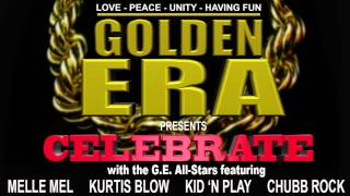 Melle Mel, Kurtis Blow, Kid'nPlay & Chubb Rock-CELEBRATE