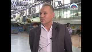 Иркутский авиационный завод готовится к выпуску МС-21