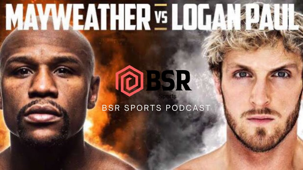 IT'S HAPPENING!! LOGAN PAUL V MAYWEATHER. WORLD SPORTS PODCAST - EPISODE: 3