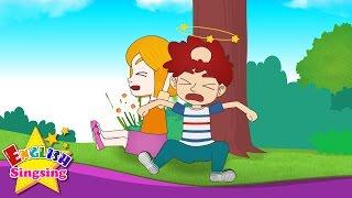 Jack và Jill - Jack và Gill - truyền thống Anh Nursery Rhyme