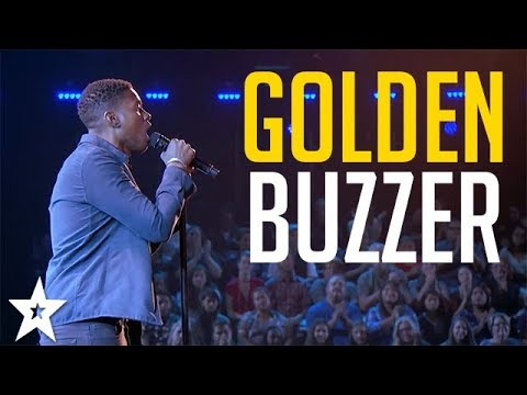 Johnny Manuel Audition Gets Seal's GOLDEN BUZZER on