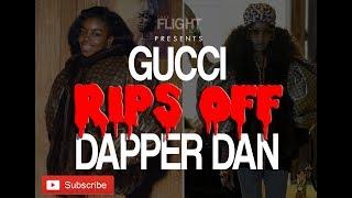 Did Gucci Just Rip Off Dapper Dan???