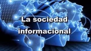La sociedad informacional