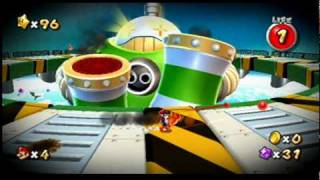 スーパーマリオギャラクシー2 - World 3 (巨大機器人)
