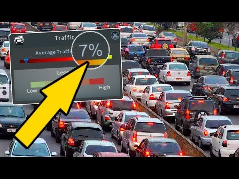 Fixing Traffic SO BAD the City is GRIDLOCKED in Cities Skylines!