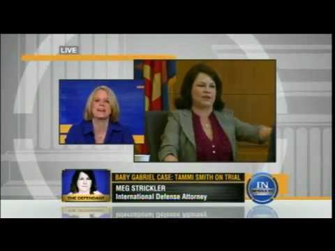 Meg Strickler on In Session with Ryan Smith discussing Az. v. Tammi Smith