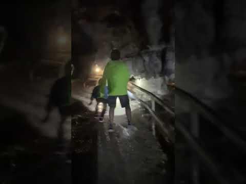 Video Of Cascade Caverns, TX