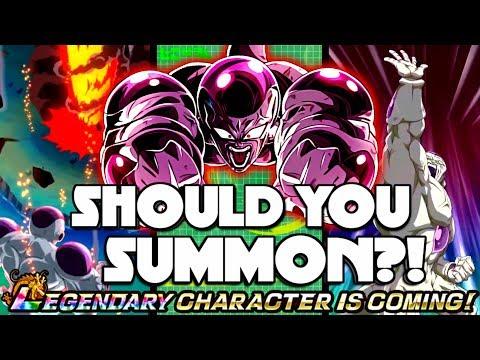 GLOBAL! SHOULD YOU SUMMON FOR LR FULL POWER FRIEZA?! | Dragon Ball Z Dokkan Battle